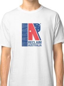 Reclaim Australia Logo Classic T-Shirt
