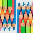 Pencils... by Malcolm Garth