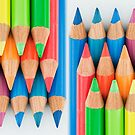 Pencils... by Malcolm Garth