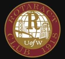 Rotaract  1918 Tee by Chris Richards