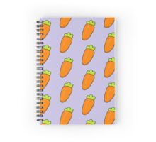 Moron (carrot) Spiral Notebook