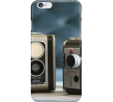Vintage collection ...close up  iPhone Case/Skin