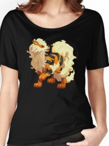 Arcanine used Sunny Day! Women's Relaxed Fit T-Shirt
