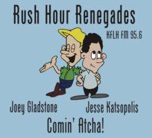 Rush Hour Renegades Kids Clothes