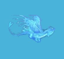 The Flightmare - Blue by jennyless