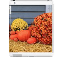 Harvest and Thanksgiving iPad Case/Skin