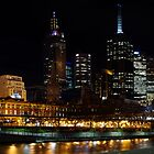 Southbank at night by jesscob23