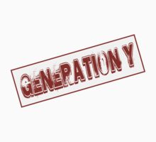 Generation Y Stamp by Buckwhite
