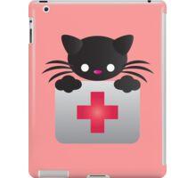 Helping cat iPad Case/Skin