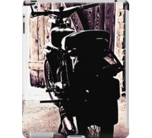 Schwalbe of the manufacturer Simson - Study 10 iPad Case/Skin