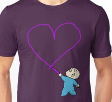 harold and the purple heart Unisex T-Shirt