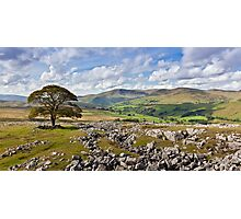 The Howgill Fells Photographic Print