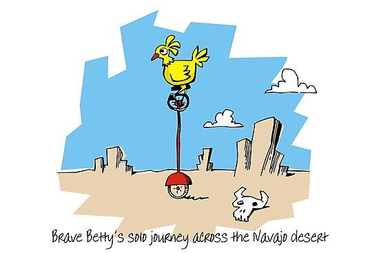 Brave Betty by Matt Mawson