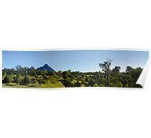 Glasshouse Mountains, QLD - Australia Poster