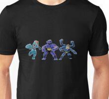 Pokemon - Machop, Machoke, Machamp Unisex T-Shirt