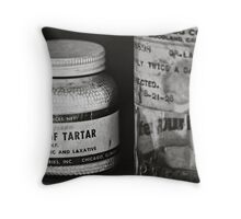 A simple remedy Throw Pillow