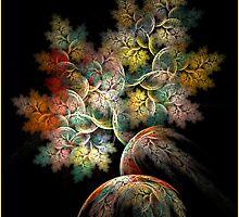 Pythagoras Flower by Gerda1946