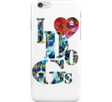 I Love Dogs by Sharon Cummings iPhone Case/Skin