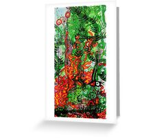 """The Vincent"" Greeting Card"