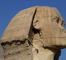 Great Sphinx Egypt by tom2u455