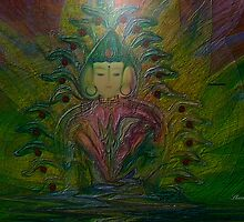 THE YOUNG BUDDHA..............BUDDHA TWO by Sherri     Nicholas
