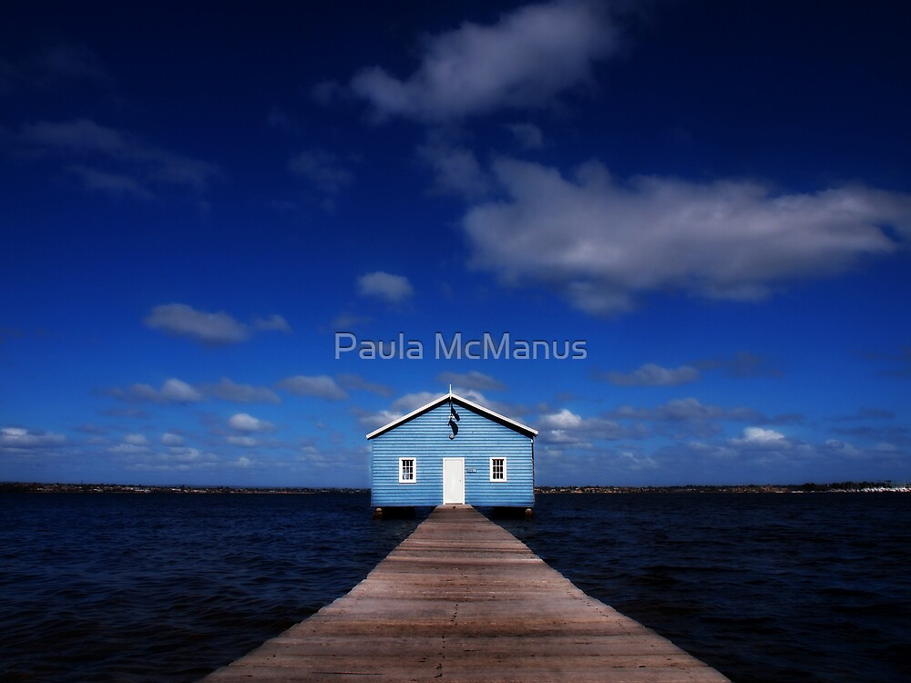 On The Edge by Paula McManus