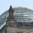 Reichstag dome by orko