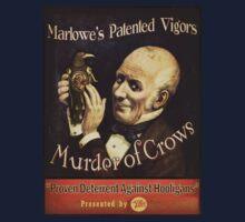 BioShock Infinite – Murder of Crows Poster Kids Tee