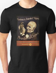BioShock Infinite – Murder of Crows Poster T-Shirt