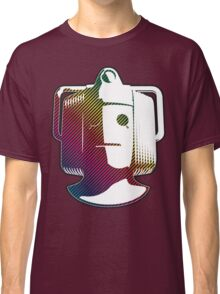 Cyberman - Rainbow Classic T-Shirt