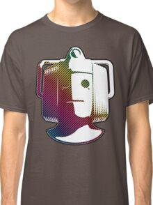 Cyberman - Rainbow Classic T-Shirt