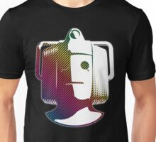 Cyberman - Rainbow Unisex T-Shirt