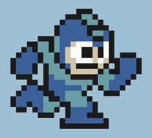 Megaman - 16bit by Ryan Wilson