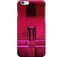 Christian cross II iPhone Case/Skin