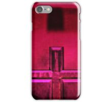 Christian cross II iPhone Case/Skin