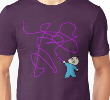 Harold and the purple crayon Unisex T-Shirt