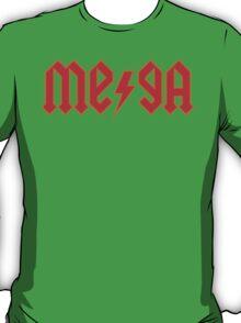 Megatrip ME-GA logo (red and gold variant) T-Shirt