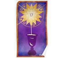 Major Arcana 17 - The Star Poster
