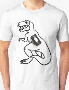 Tape-Rex Unisex T-Shirt
