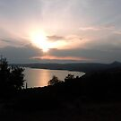 Kafelonia sunset - Greece by mikequigley