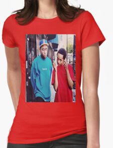 EarlWolf Womens Fitted T-Shirt