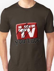 As Seen on... YouTube T-Shirt