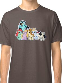 Ponified Princess Classic T-Shirt