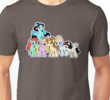 Ponified Princess Unisex T-Shirt