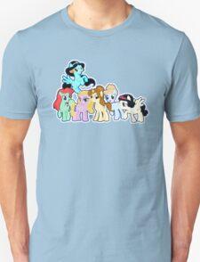 Ponified Princess Unisex T-Shirt