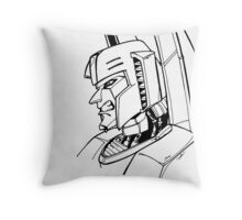 Starscream Throw Pillow