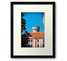 Toompea. Framed Print
