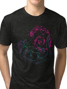 W4RP41NT Tri-blend T-Shirt