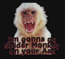 Spider Monkey  by grant5252