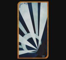 Major Arcana 18 - The Moon by zenithofjustice